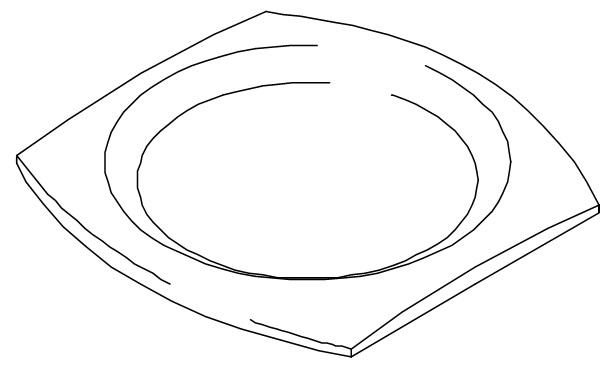 Heizplatte für die Mondo-Serie von 1996 bis 2009 Bravilor Bonamat