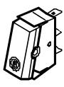 Schalter für die Mondo-Serie von 1996 bis 2009 Bravilor Bonamat
