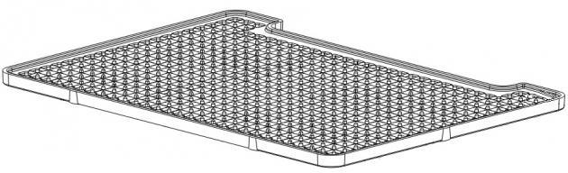 Sieb für den Wasserbehälter der Novo ab 2010 Bravilor Bonamat