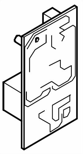 Leiterplatte Mondo, TH10 und TH20 Bravilor Bonamat
