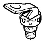 Hahnoberteil für den HWa 20 Bravilor Bonamat