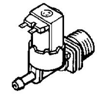 Magnetventil für den HWa 20 Bravilor Bonamat