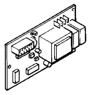 Leiterplatte / Steuerung für den HWa 20 Bravilor Bonamat