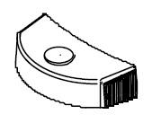 Kappe für das Schauglas vom VHG 5 ab Bj.2000 Bravilor Bonamat