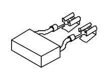 Umbausatz RL R C Kombination für das Magnetventil der Bravilor Bonamat Matic