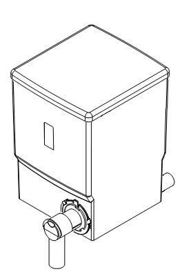 Produktbehälter für den Bolero 101-111 von 2008 bis 2010 Bravilor Bonamat
