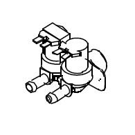 Bonamat Magnetventil B20-HW-Bravilor