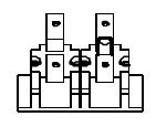 Trockengehschutz für den Durchlauferhitzer der RL Serie Bravilor Bonamat